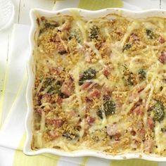 Broccoli-Ham+Hot+Dish