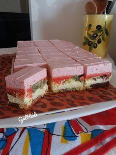 Ez egy meglepően finom sütemény és nem is nehéz elkészíteni, érdemes kipróbálni!