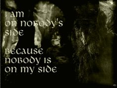 Didn't like Treebeard in the film, but whatevs. Quote is from the book =P