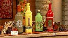 Clinton's Craft Corner: Thanksgiving Decor