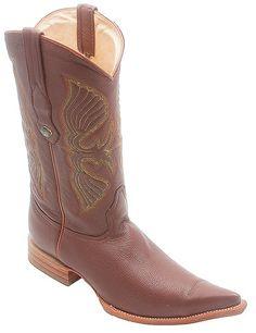 Los Altos Los Altos Deer Skin Boots