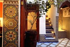 NYCEILING.COM - News & Articles - Moroccan style in your interior