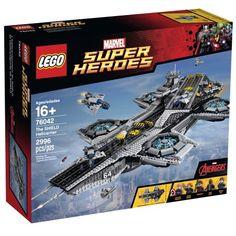 LEGO Marvel Super Heroes 76042 The SHIELD Helicarrier LEGO https://www.amazon.com/dp/B00NHQFMKM/ref=cm_sw_r_pi_dp_x_Z1Miyb01D96DR