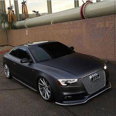 """550 curtidas, 23 comentários - Millionaire Lifestyle▫Luxury (@themanliness_official) no Instagram: """"Audi S5 looking absolutely badass!Via @millionaireaspects! Would you do this to your S5? ▶Follow…"""""""