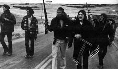 Occupation at Wounded Knee 1973