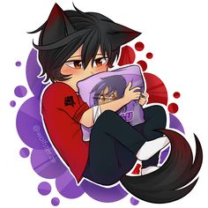 Aphmau x Aaron! 😂 I finally posted an edit! Sorry school and projects get in the way a lot so sorry! Also sorry if your not tagged :c I tried to tag lots of people! Happy Thanks! Aphmau Characters, Minecraft Characters, Kpop Drawings, Love Drawings, Kawaii Drawings, Aphmau Wallpaper, Aphmau My Street, Aphmau Pictures, Aarmau Fanart