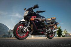 Kawasaki GPZ 1000 RX  #kawasaki #gpz #oldbutgold #motorrad #hannover #expogelände