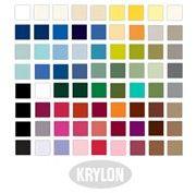 Lovely Krylon Spray Paint Color Chart 5 Colors