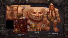 world of warcraft updated player models | The Escapist