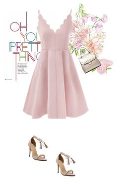 """""""Pale-pink"""" by theitalianglam ❤ liked on Polyvore"""