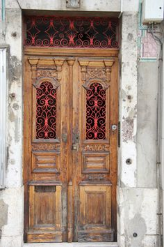 Doors of Lisbon - Portugal