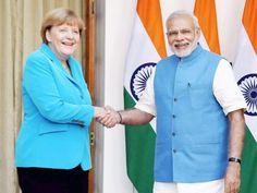 Germany pledges billions for India's growth: 5 takeaways from Merkel-Modi meet - The Economic Times