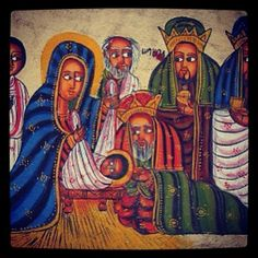Rhus Awdamet/Melkam Genna - Orthodox Christmas tomorrow - We get to celebrate all over again #DiasporaLife #Geez #Padgram
