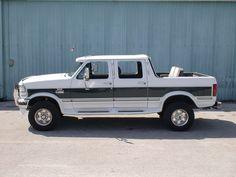 Centurion Ford Bronco (Crew Cab Bronco)