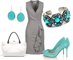 """Not All Business"" by amy-secretan on Polyvore"