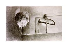 Gianni Contursi- pencil on heavy paper Rosaspina