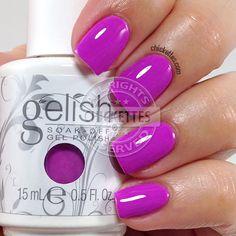 Gelish Tokyo a Go Go - Chickettes.com