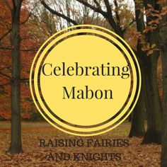Celebrating Mabon - Pinned by The Mystic's Emporium on Etsy