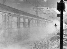 Munich Train Station . . . photo by Caroline Groszer