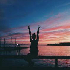 pinterest: daphcut Beach Pictures, Sunset Pictures, Beautiful Pictures, Cute Photos, Cute Pictures, Starry Eyed, Pretty Sky, Summer Dream, Summer Photos