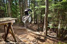 Whistler Mountain Bike Park - Whistler, BC, Canada
