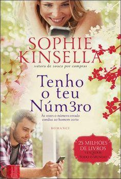 A Biblioteca da João: Sophie Kinsella * Tenho o Teu Núm3ro