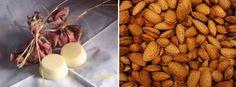 jaboncitos de Almendra y Mantequilla de cacao