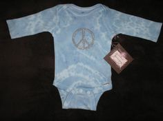 Awesome Tie dye onesie for your little man~