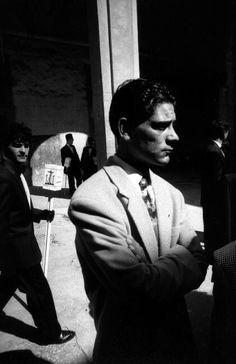 Josef Koudelka ITALY. Sicily. Calatanisseta. 1993.