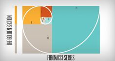 Flawless Layout Logo, the Golden section proportion and the Fibonacci series formula