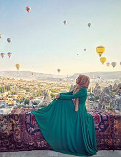 Around the world in my Hijab