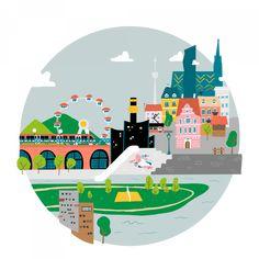 Die schönsten Gastgärten in Wien – Teil 1   1000things Innsbruck, Der Bus, Coffee To Go, Lokal, Das Hotel, Vienna, Family Guy, Kids Rugs, Travel