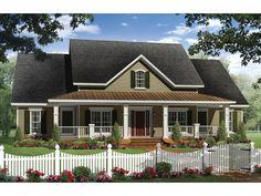 Boschert Country Ranch Home