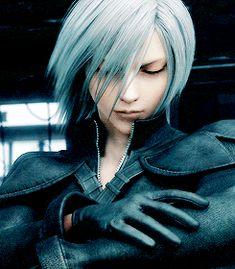 kadaj gifs | Final Fantasy VII *mine *gifs Final Fantasy VII: Advent Children kadaj ...