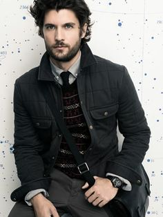 #FOSSIL Holiday 2013 Men's Lookbook - www.fossil.com