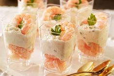 6 king prawn and salmon starters, lime creme fraiche, smoked salmon flakes, whole prawns