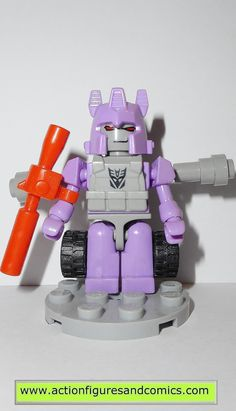 Transformers Hasbro G1 Kre-O Kreon Loose G1 SDCC Class of 85  Dinobot Slog New