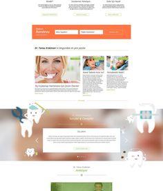 @tansu.erakman için hazırladığımız parallax sitesi tasarımı. Kaliteli doktorun kalitesi sitesi yakında.  #ux #uxdesign #uxdesigner #uxd #uxui #uxuidesign #web #website #websitedesign #websitetasarimi #webtasarim #kullanıcıdeneyimi #tasarım #dentist #dentistry #diş #dişdoktoru #doktorlar #tansuerakman #terakman