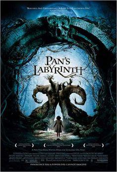 El laberinto del fauno - 2006 - Guillermo del Toro