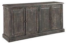 """64"""" Wide Dining Room Buffet from Ashley Furniture"""