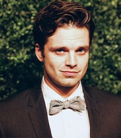 Sebastian Stan - he looks like he could be on Doctor Who in this shot!