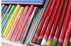 The Best Colored Pencils