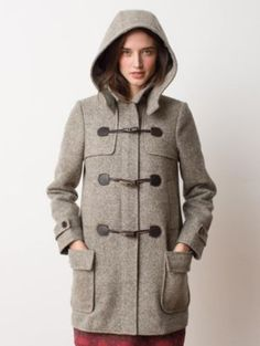 Pendleton Woolen Mills: CAVE JUNCTION TOGGLE COAT