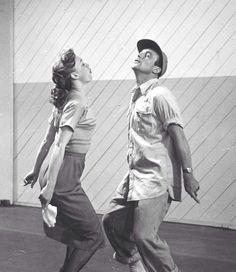 Judy and Gene