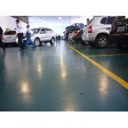 Revestimento epoxi  É um tipo de revestimento para piso usado em hospitais, estacionamentos, comércios, entre outros. Saiba mais no link!
