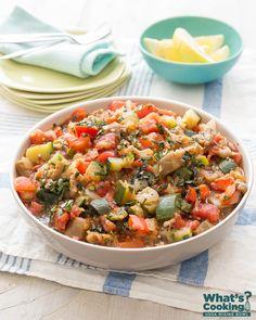 Ratatouille #veggies #MyPlate #WhatsCooking