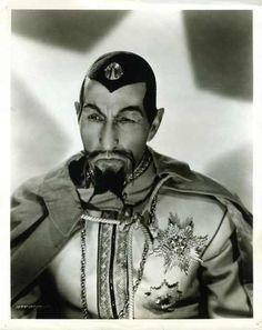 roncmerchant:    Charles Middleton as Ming the Merciless-FLASH GORDON (1936)