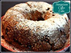 Sweet Tea and Cornbread: Hungarian Coffee Cake!
