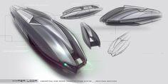 Hyperloop App Concept on Behance