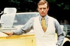 The Great Gatsby -Robert Redford!!